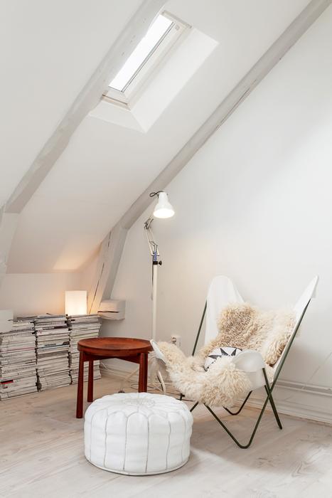 Причина №15: гостиная без дивана – идеальное решение для малогабаритки