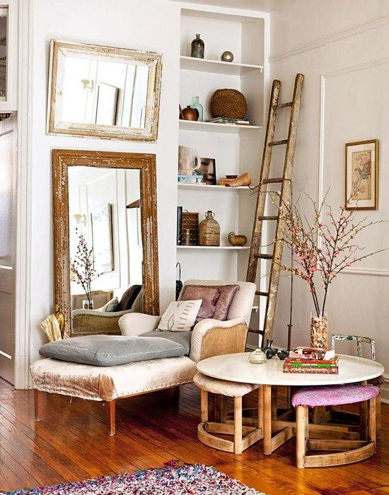 Причина №10: большинство диванов габаритные и не поместятся в одном небольшом углу