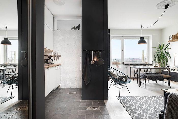 Квартира-студия 33 квадратных метра