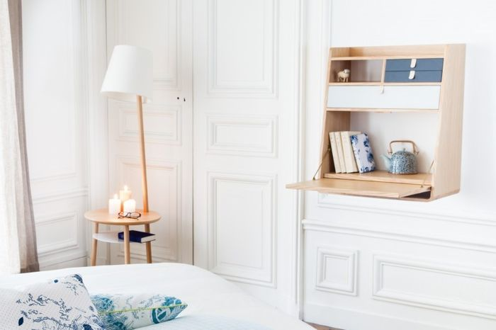 Складные бюро для маленьких комнат