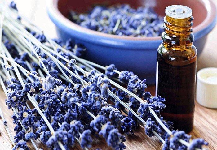Шаг пятый: ароматерапия