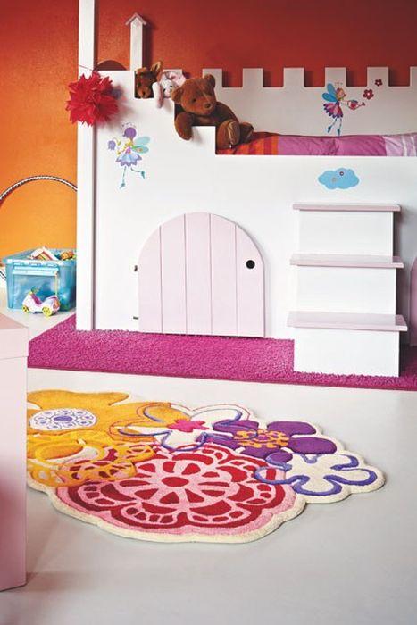 Кровать для маленькой принцессы