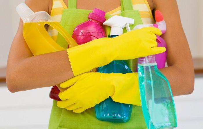 Как легко убрать в доме?
