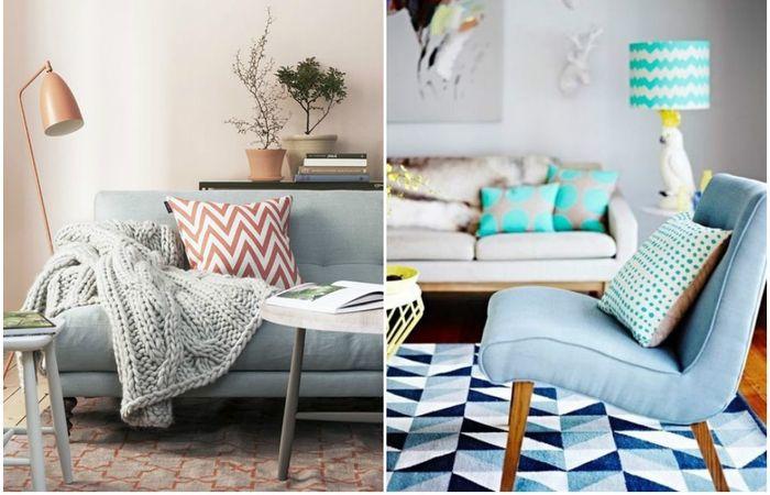 Идеальные цветовые схемы для любого интерьера