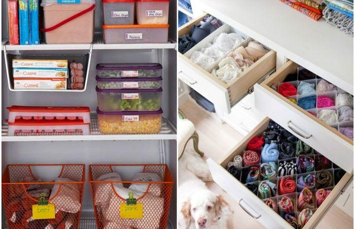 Отличные идеи для хранения в доме