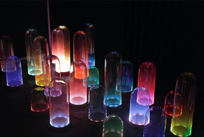 Необычные осветительные приборы