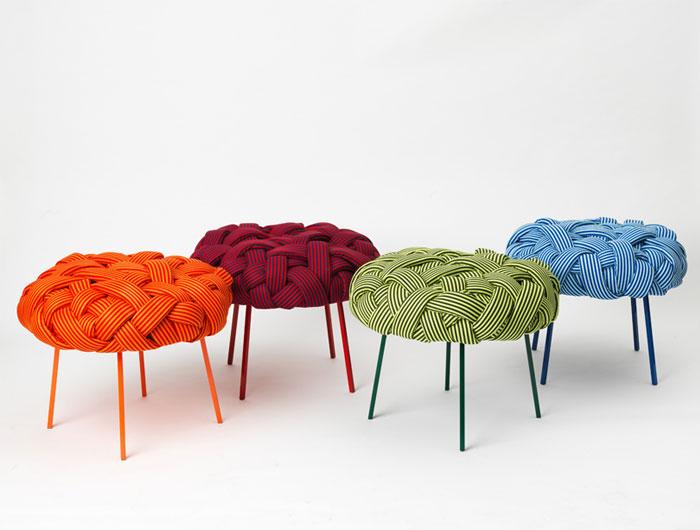 Мебель бразильского дизайнера Умберто Дамата (Humberto Damata)