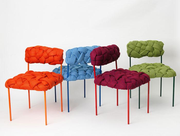 Стильные и необычные стулья