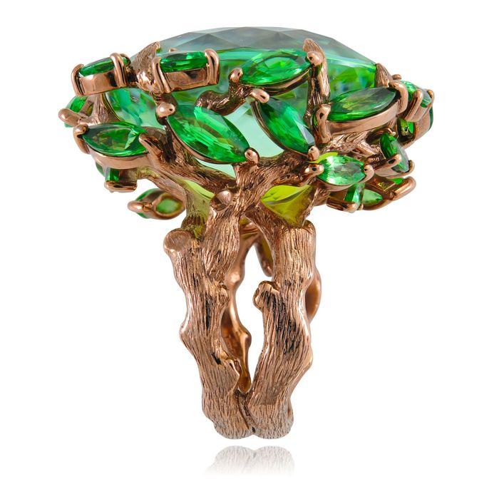 Кольцо-древо от Lydia Courteille
