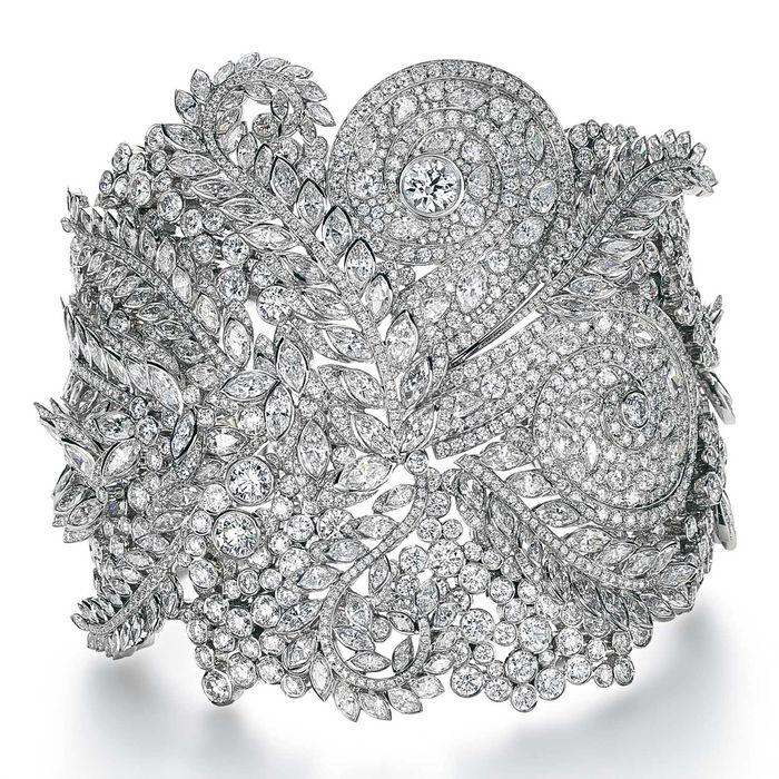 Бриллиантовые колосья Tiffany
