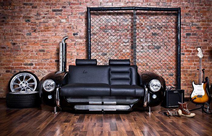 Необычная мебель, которая понравится каждому