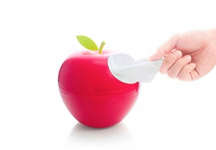 Держатель в виде яблока