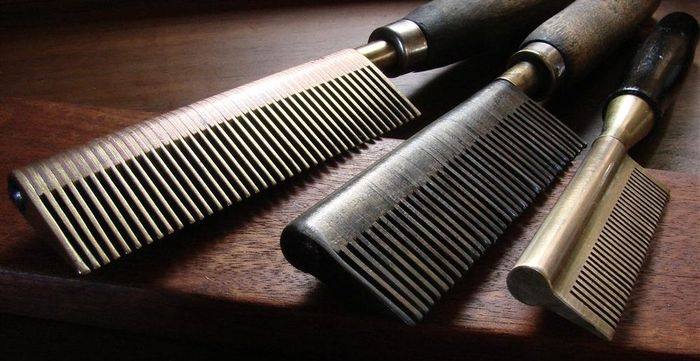 3. Держать в чистоте расчёску