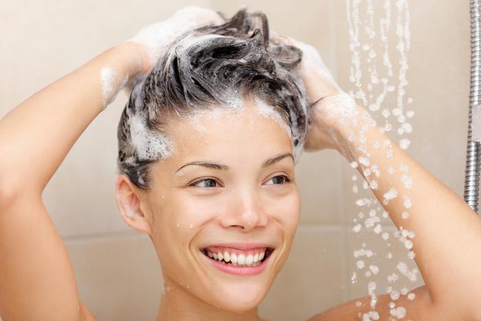 4. Чаще мыть голову