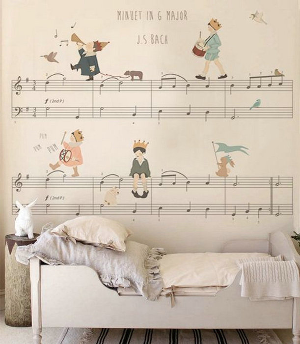 Способ №2. Комната юного музыканта