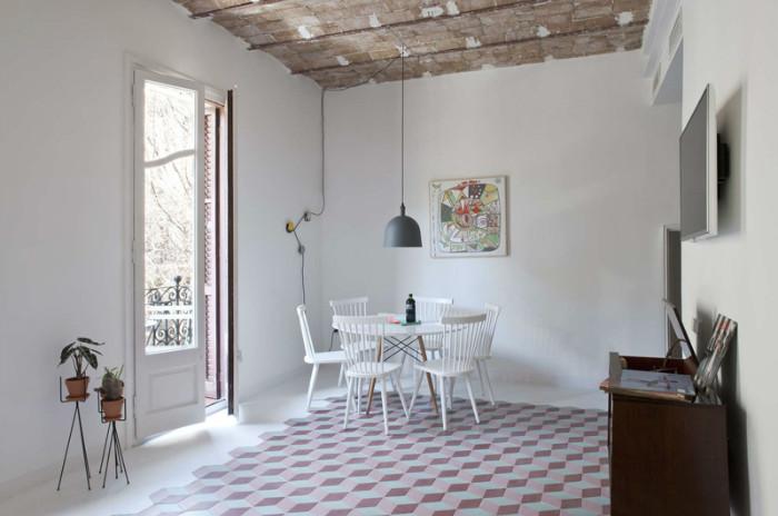 В испанских домах особое внимание уделяется столовой, где собирается вся семья