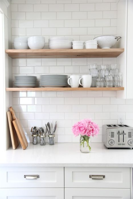 Бюджетная альтернатива готовым кухонным гарнитурам