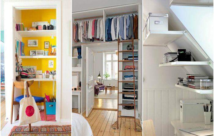 11 примеров того, как с пользой задействовать каждый угол в квартире