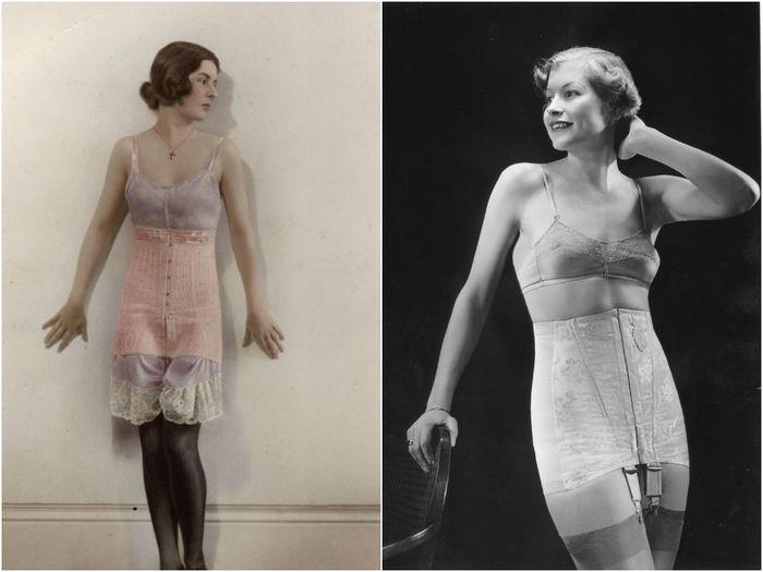 Женское белье в 70 годы алмаг массажер цены