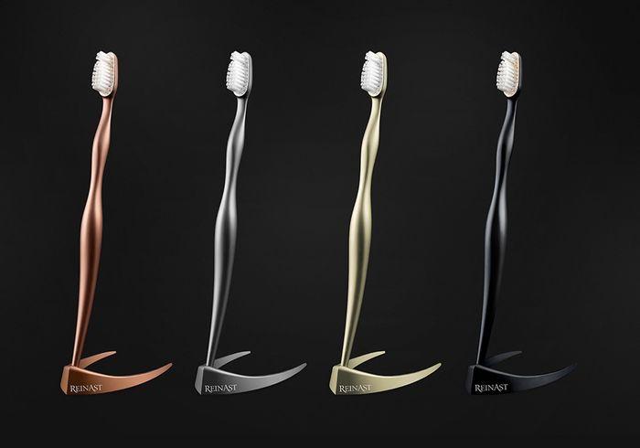 5. Самая дорогая зубная щётка – 4 375 $
