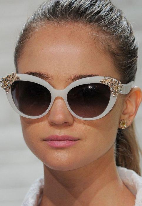 Модные очки для женщин