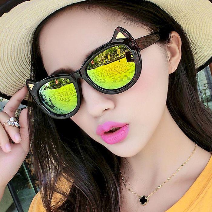 Кокетливые женские очки