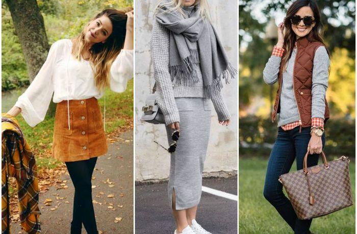 10 стильных осенних образов, которые понравятся каждой женщине