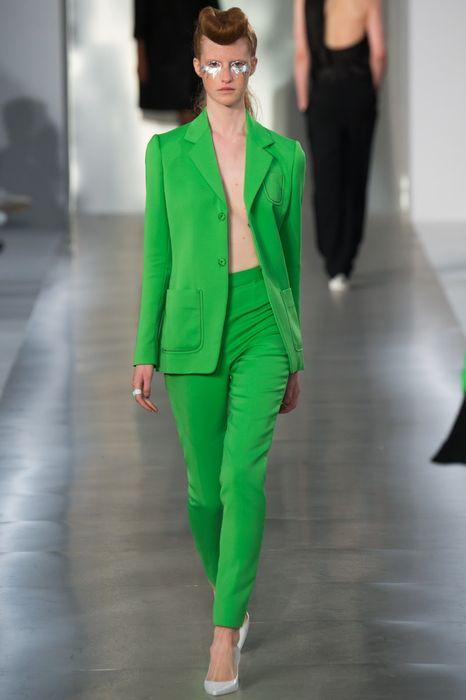 Зелёный фрэш