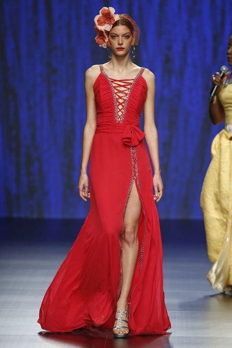 В моде все оттенки красного