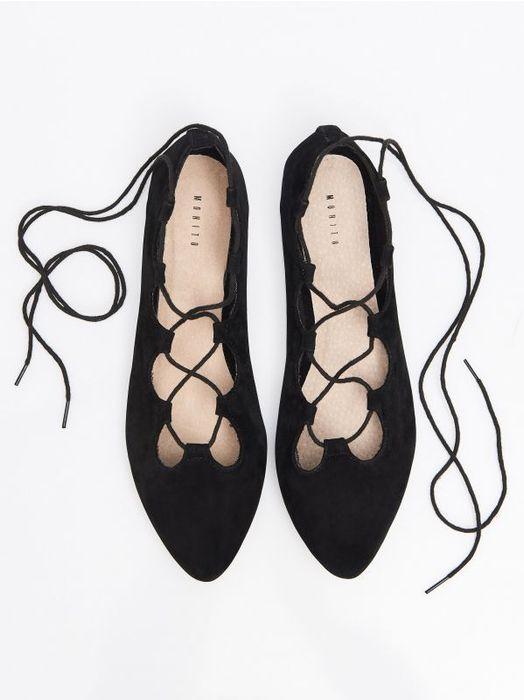 Модные балетки