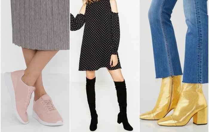 20 модных пар обуви и 10 горячих тенденций осенне-зимнего сезона