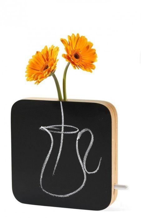Интерактивная ваза