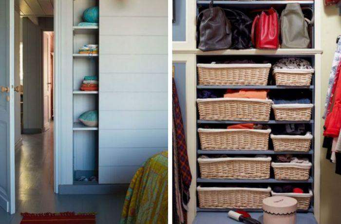 Функциональные решения для маленькой квартиры