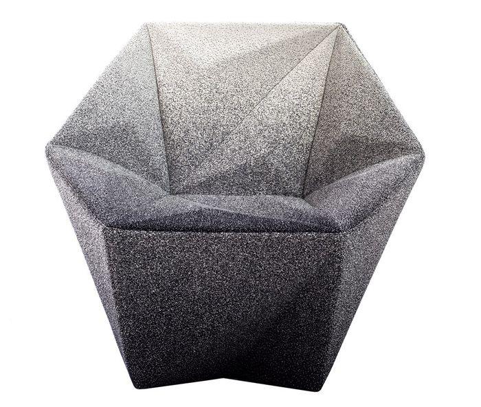 Стильное кресло в современном стиле