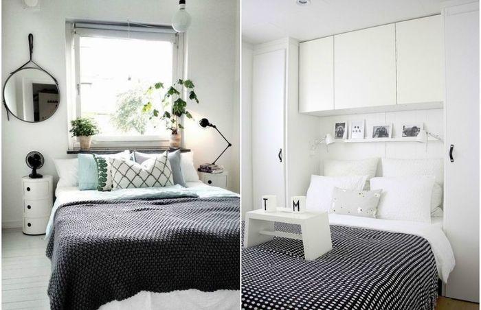 10 замечательных идей для маленькой спальни