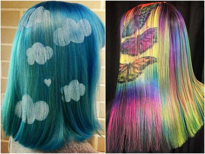Изобретательный стилист придумал, как делать волосы более привлекательными