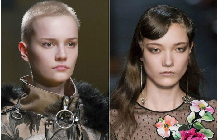 Модная причёска: всё, что нужно знать о волосах в этом осенне-зимнем сезоне
