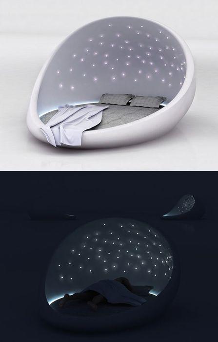 Звёздное небо над головой