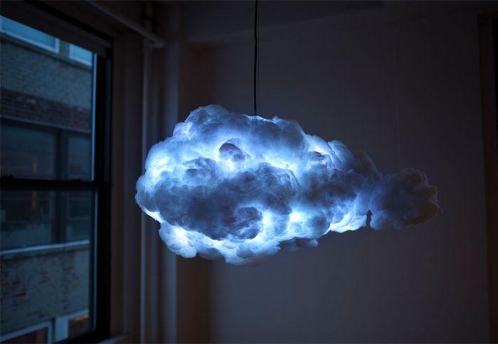 Светильник-облако