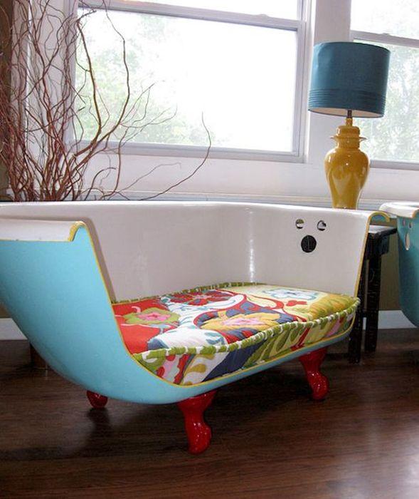 Преобразование старой ванны