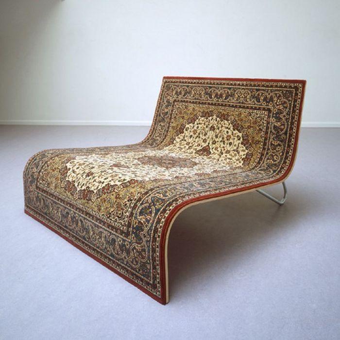 Ковёр-диван