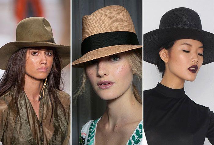 Модные шляпы 2016