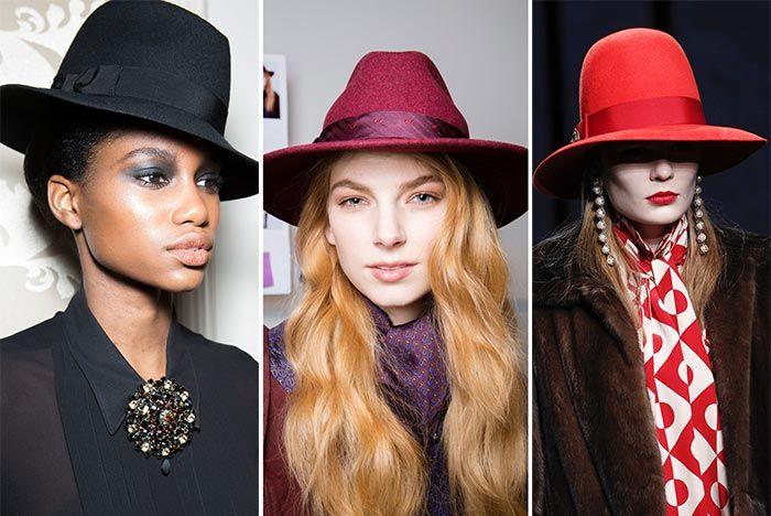 Гангстерские шляпы