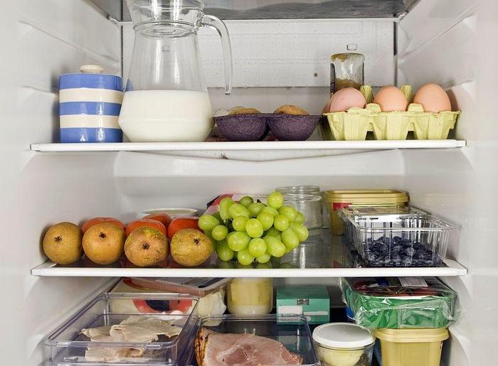 Пропавшие и просроченные продукты нужно выкидывать своевременно