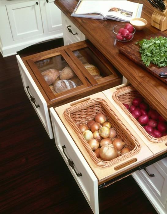 Картофель нельзя хранить в холодильнике