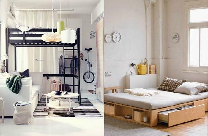 Идеи спальни дизайн