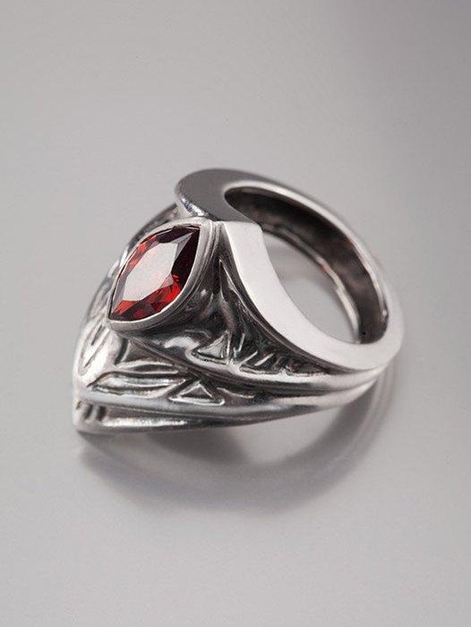 Мужское кольцо Игра престолов (серебро, циркон) Shirli Fantasy Jewelry (Израиль)
