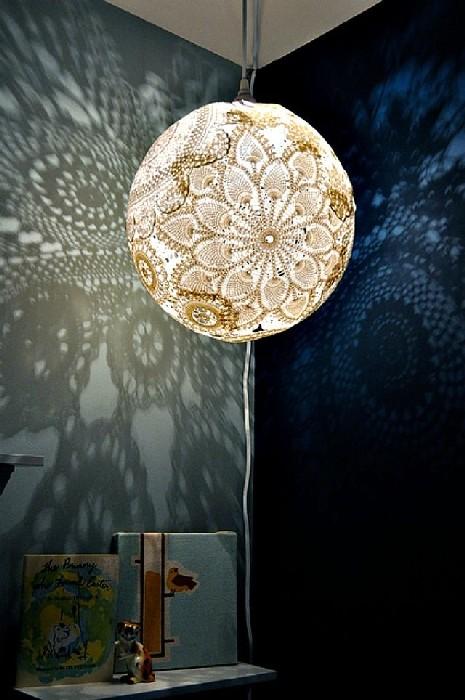 Ночной светильник для детской комнаты