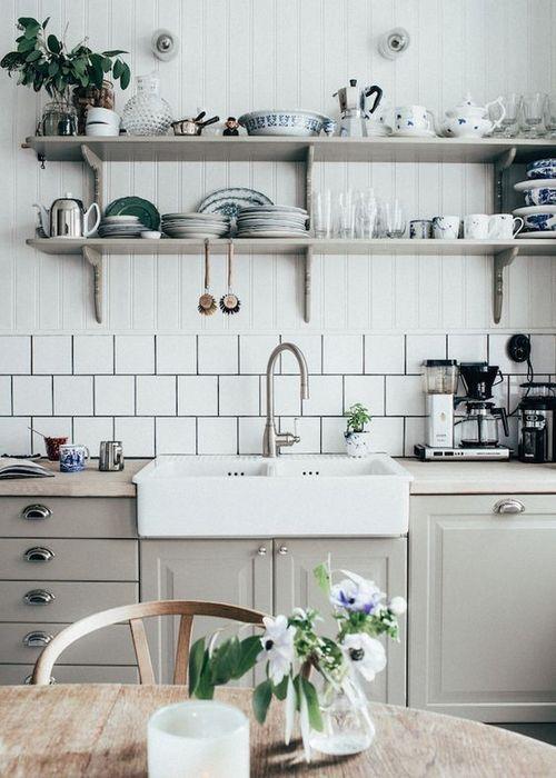 Hacer un interior especial de la cocina