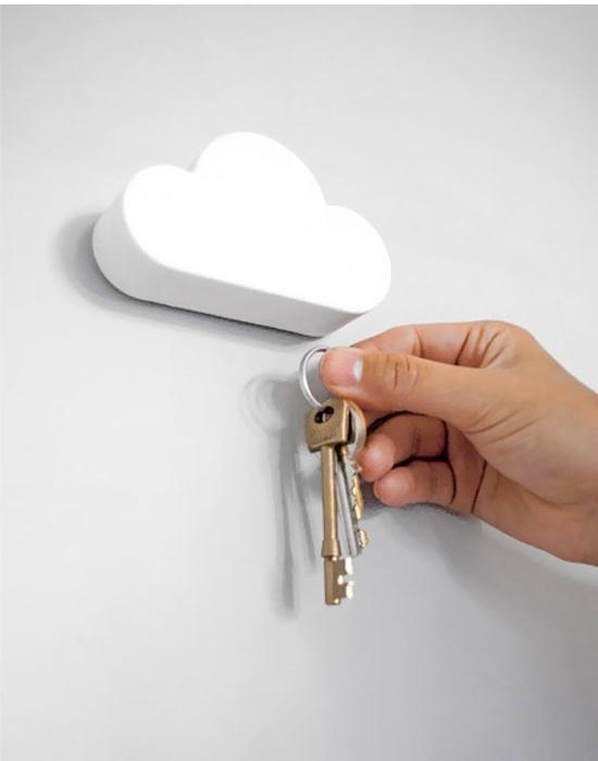 Креативный магнитный держатель для ключей